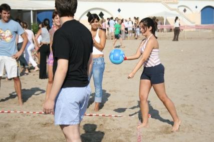 Volley Playa 1