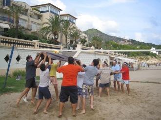 Manta Volley 3