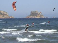 kitesurfing 1